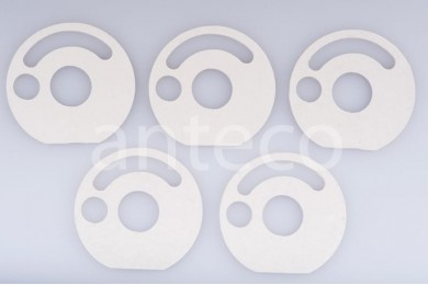 Комплект прокладок камеры сгорания  Eberspacher  Hydronic (без выреза) D5WZ, D5WS, D3WZ, D3WS