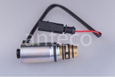 Регулировочный клапан компрессора автокондиционера  SANDEN PXE16/PXE13 L=72 mm