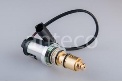 Регулировочный клапан компрессора автокондиционера  Sanden PXE13/PXE16  L=101 MM