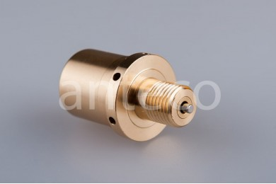 Регулировочный клапан Sanden SD7V16, SD7V12 L=53