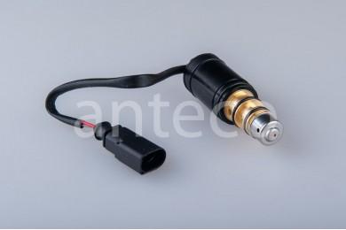 Регулировочный клапан компрессора автокондиционера DENSO 6SEU / 7SEU L=93 mm. С проводом и разъемом